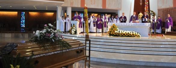 Pogrzeb mojej mamy Teresy Długosz