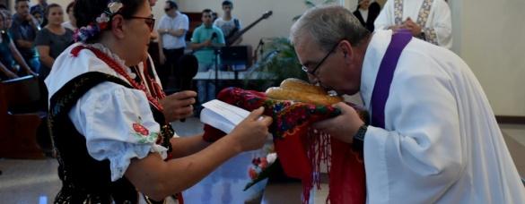 Wizytacja Przełożonego Generalnego Towarzystwa Chrystusowego w Brazylii