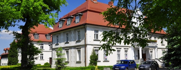 Dom nowicjacki w Mórkowie