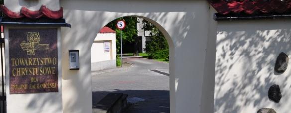 Dom Główny i Wyższe Seminarium Duchowne Towarzystwa Chrystusowego dla Polonii Zagranicznej w Poznaniu